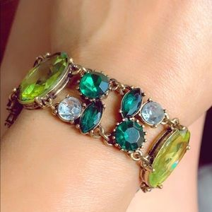 Bracelet for woman crystal stone